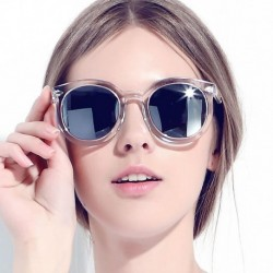 Fashion Round Sunglasses Women Brand Designer 2016 Retro Vintage Ladies Sunglasses Female Sun Glasses For Women Oculos De Sol