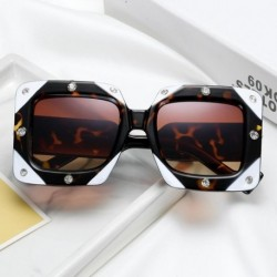 2019 Newest Arrival Designer Fashion Sunglasses For Women And Men Square Multi Color Luxury Crystal Woman Sun Glasses