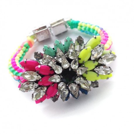 Wholesale 2017 New Fashion bracelet high quality  crystal bracelets & bangles for women jewelry wholesale factory price