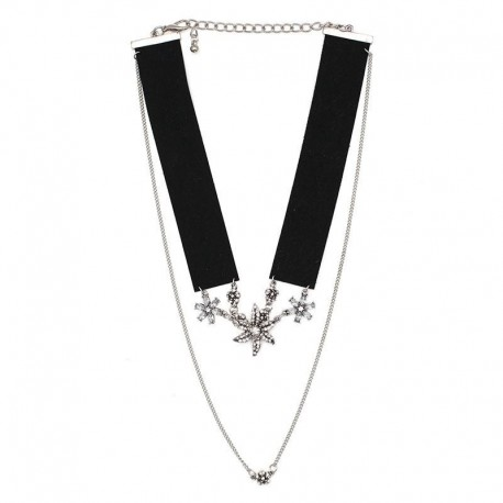 Hot sale summer style fashion bib necklace collar Necklaces & Pendants costume maxi statement Necklaces for women