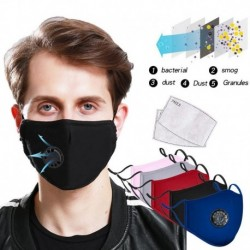 Cotton Blend Mouth Mask Anti Dust And Nose Protection Face Mouth Mask Fashion Reusable Masks For Man Woman