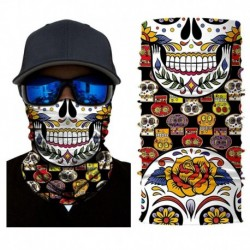 Dust Proof Cycling 3D Face Mask Magic Headband Pirate Scarf Skull Skeleton Ghost Ski Headwear Headband Motorcycle Neck Bandana