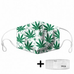 Hawaiian Style Fashion Unisex Dust Mask for Adult Kids Tropical Palm Tree Printed Outdoor Sport Mouth Face Mask Reusable Mascara