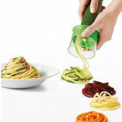 DIY Kitchen Vegetable Fruit Spiral Slicer Spiralizer Graters Kitchen Tool Gadget Zucchini Pasta Noodle Spaghetti Maker