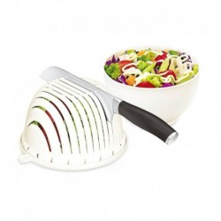 Kitchen Gadge Kitchen Accessories Creative Multifunctional Drain Bowl Salad Bowl Salad Machine Fruit And Vegetable Cutting Bowl