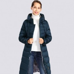 2020 New Winter Jacket Women Plus Size 6XL Long Thick Womens Winter Coat Hooded High Quality Warm Down Jackets Parka Femme