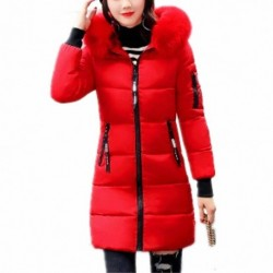 2020 Women Winter Parka Coats Glossy Jacket Down Cotton Jackets Long Hooded Thicken Patch Design Fashion Loose Chaqueta Mujer