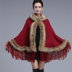 Autumn Winter Cardigans 2020 Women Warm Tassel Oversized Sweater Cardigan 3 Colors Knitted Casual Caridigan Outerwear