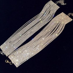 Multilayer Wedding Chokers Necklace Fashion Jewelry Accessories