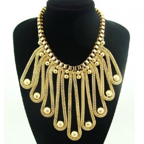 Necklace Hoverboard Collier Bubble Statement Necklace Women