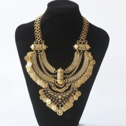 Necklace Woman Maxi Choker Necklace For Women