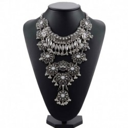 Necklace Women High Quality Crystal Choker Necklaces