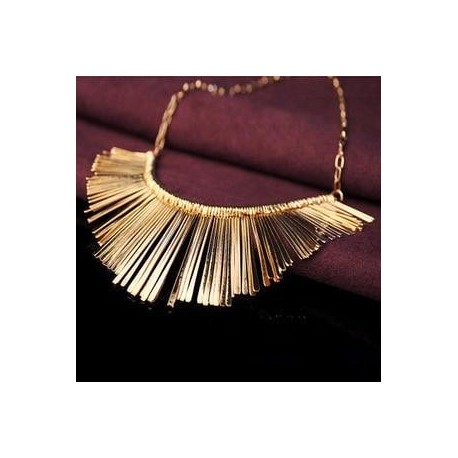 Necklaces & Pendants Tassel Choker Necklace Bijoux Collier Femme Collares Mujer
