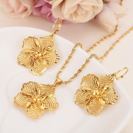 Party Gift vintage flowe daily mother gift DIY charms women girls Fine Jewelry