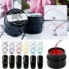 Colorful Painting Elastic Drawing Spider Gel Nail Polish UV LED Varnish Semi Permanent Foundation Primer
