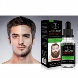 100% Natural Organic Beard Oil Beard Wax balm Hair Loss Products Leave-In Conditioner for Groomed Beard Growth