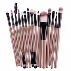 Professional Makeup Brush Set 15pcs Eye Shadow Brush High Quality Makeup Tools Kit