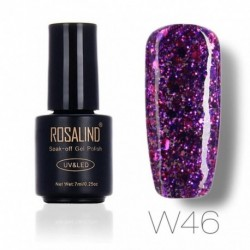New ROSALIND 1pc 7ML Gel Nail Polish Nail Gel Polish UV LED Gel Polish Semi Permanent Varnish DIY Nails Art Design