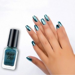 1PCS 7ML Mirror Gel Nail Polish Nail Art Nail Gel Polish UV LED Effect Gel Polish Semi Permanent Varnish Dropship 1.22