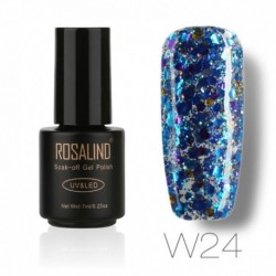 1pcs ROSALIND 7ML Gel Nail Polish Nail Art Nail Gel Polish UV LED Gel Polish Semi Permanent Varnish wholesales Beauty Girl