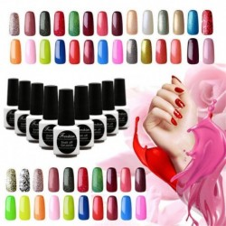 Frenshion Brand 7.3ml Nail Gel Polish Soak Off UV Gel Lacquer Varnish Manicure Nail Art Gel Varnish 177 Colors