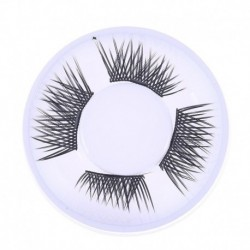 Professional 3D Magnetic Eyelashes Natural Beauty No Glue Reusable Fake False Eye Lashes Extension Handmade 4PCS