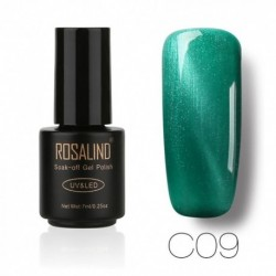 ROSALIND 7ML Twinkling Gel Nail Polish UV LED Gel Polish Semi Permanent Varnish Resin Nail Polish Drop Shipping 70829
