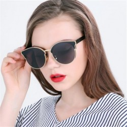 New Street Fashion female sunglasses Woman vintage Spectacles cat eye sunglasses eyewear Retro UV 400 woman shades