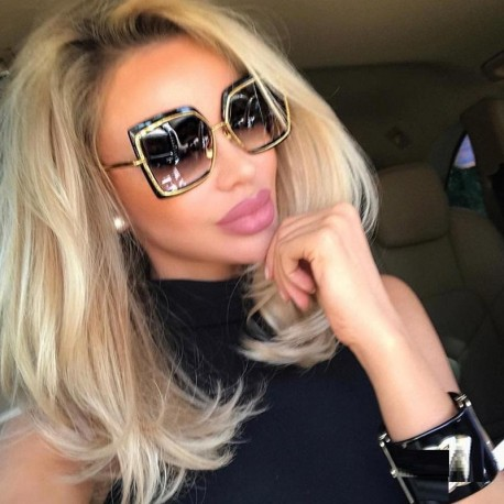 Shades Coating Driving Sunglass Female Sun Glasses For Women Gafas de sol